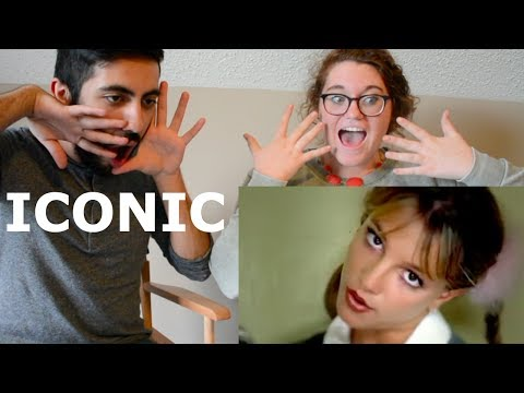 BRITNEY SPEARS HIT ME BABY ONE MORE TIME (REACTION)