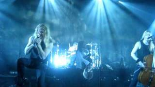 Apocalyptica-I'm not Jesus (feat.Tipe Johnson) Live in Budapest 23.02.2011!