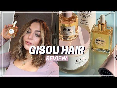 GISOU HAIR OIL & HAIR PERFUME REVIEW   WORTH THE SPLURGE?