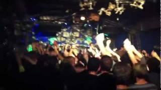 Open Season Live @ Cross Club, Prague 10.10.2011 (We Dance..., Because Of You)