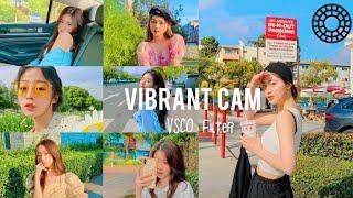 Vibrant Iphone Camera Inspired VSCO editing | vsco photo editing tutorial screenshot 1