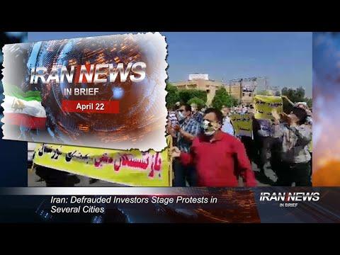 Iran news in brief, April 22, 2021