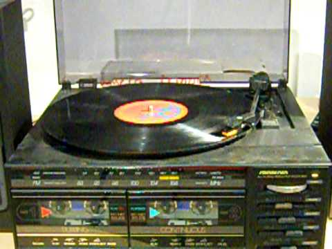 Soundesign Vs Sony Turntable Youtube