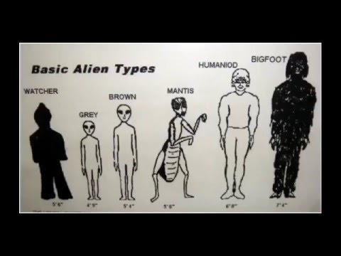 UFO Documentary -  Ex CIA Operative No Alien Races, Just Different Models