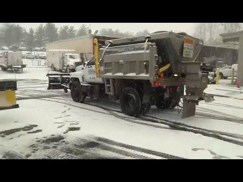 Rockville Department of Public Works Snow Preparation