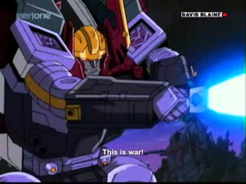 Starscream and Alexis: Love Is War