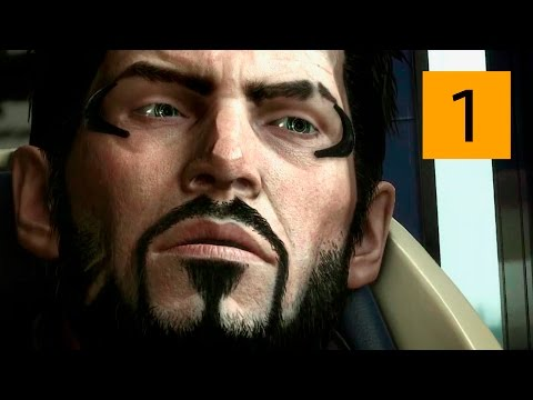 Прохождение Deus Ex: Mankind Divided — Часть 1: Покупка на ч