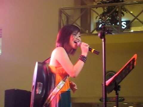 Sabrina - A Thousand Miles (Live @ the Shangri-La Mall)