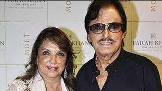 The love story of Sanjan Khan and Zarine