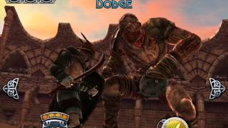 blood & glory 2 legend : battle 6-5 gameplay on ipad retina display hd