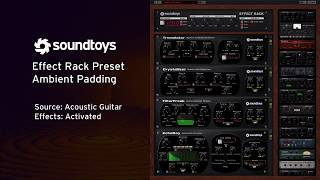 Free Effect Rack Preset: Ambient Padding