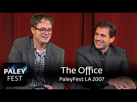 The Office PaleyFest LA 2007: Full Conversation