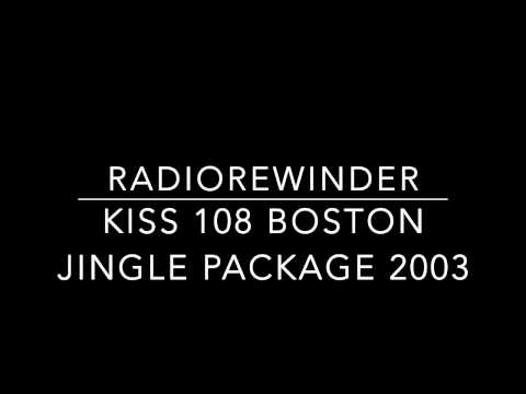 WXKS Boston Kiss 108 Jingles 2003