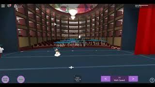 Roblox Winter Focus Finals 2019! Phantom of the opera by: Kardashian Klan