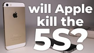 Will Apple kill the iPhone 5S?