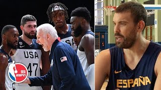 Marc Gasol: Team USA not the only team missing players | NBA on ESPN