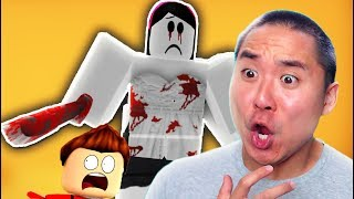 SHE COMES AT NIGHT! A ROBLOX HORROR STORY! (Roblox RedHatter)
