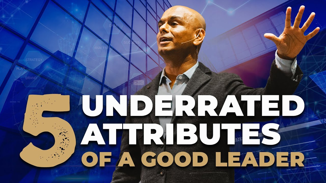 Do your leaders possess these attributes?