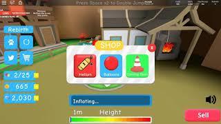 Roblox Ballon Simulator All Codes!