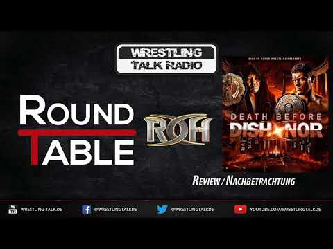 Ring of Honor Death before Dishonor XV Review [#715]