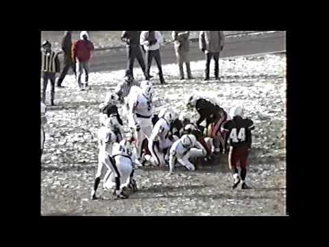 Benedictine vs Panhandle State 1991