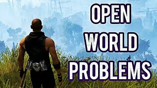 The Problems With OPEN WORLD Design | The Good, The Bad and The Ugly