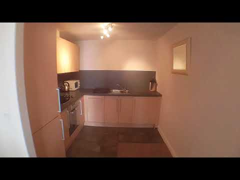 One Bedroom Apartment In Birmingham City Centre