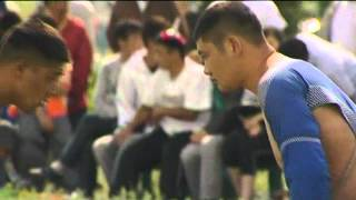 The Mongolian Olympics