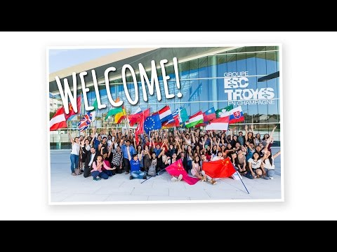 First Day of International Students 2015/2016