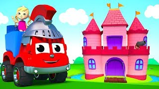 FRIENDS ON WHEELS EP 18 - MIGHTY MACHINES AND PRINCESS CASTLE PROJECT