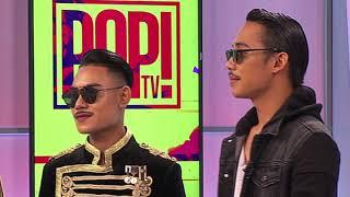 Hael Husaini tergamam jumpa kembar | POP TV