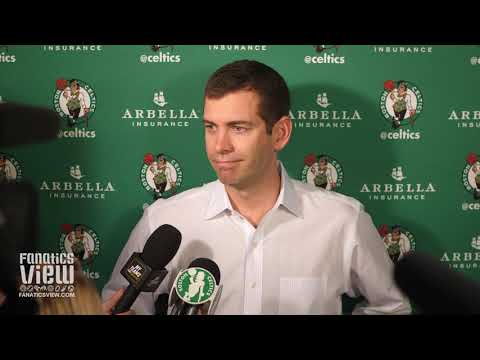 "Brad Stevens says Luka Doncic is ""Special"" & Speaks on Boston Celtics Early Struggles"