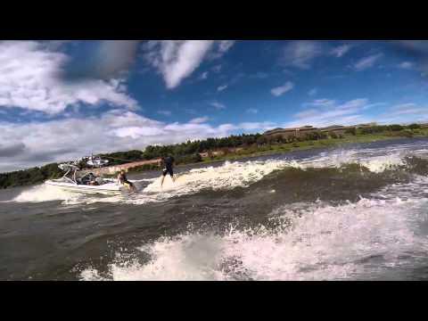 tyne wake surf   27/7/2014