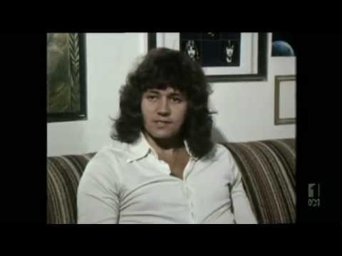 Countdown (Australia)- Molly Meldrum Interviews Bev Bevan- December 24, 1977