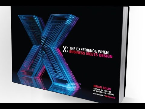 Book Review: X Experience When Business Meets Design