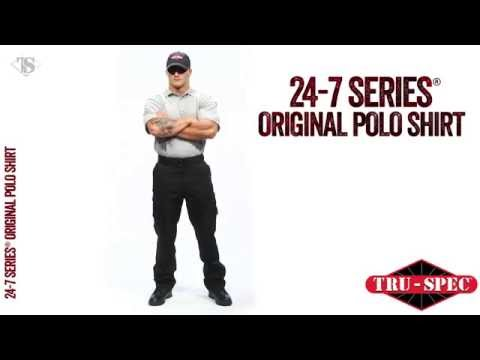 TRU-SPEC® Men's 24-7 Series® Original Polo Shirt