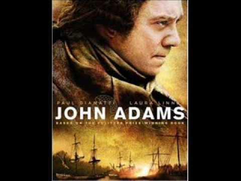 John Adams   Adams In The Cold