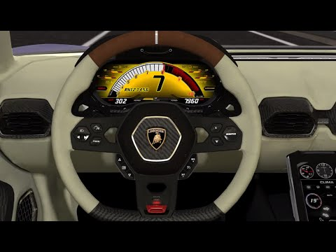 New Lamborghini Asterion HOW IT WORKS Hybrid PHEV 4 Wheel Drive Commercial CARJAM TV