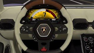 new lamborghini asterion how it works hybrid phev 4 wheel drive commercial carjam tv