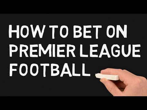 Using Science To Bet On Premier League Football