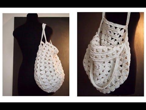 Crochet Bag Free Crochet Patterns150 Youtube