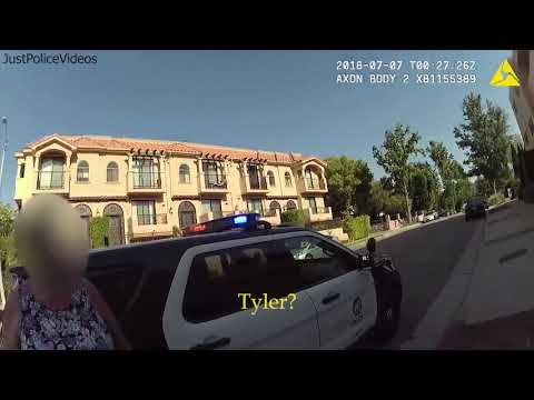 Police Shootout with Pro Basketball Player Tyler Honeycutt