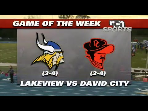 Lakeview vs  David City 10-16-15