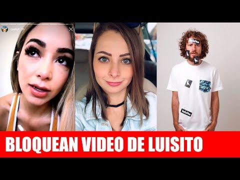 Yosstop se burla de Caeli (terminó con El Chamo)   Luisito Comunica reprendido por YouTube