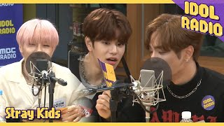[IDOL RADIO] Stray Kids Acting(?)?!??!