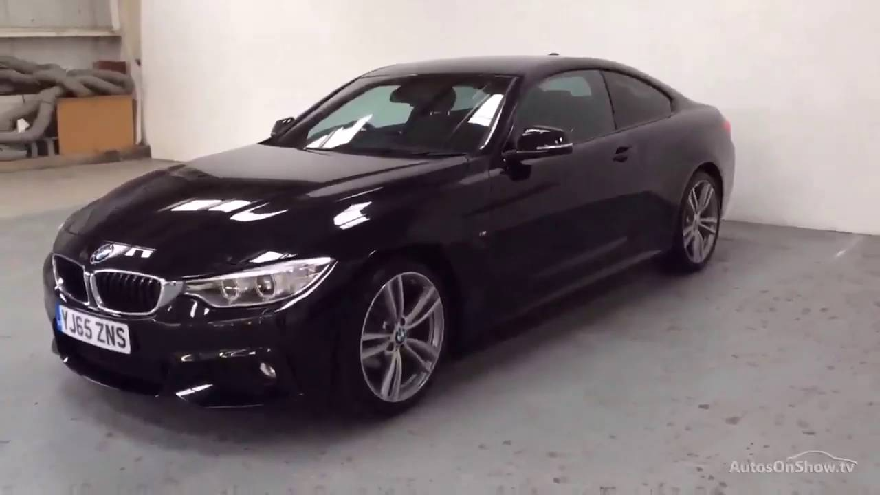 Bmw Serie 6 Gran Coupe 2018 >> BMW 4 SERIES 420I M SPORT BLACK 2015 - YouTube