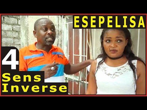 Sens Inverse 4 Modero, Doudou Soupou, Mayo Armand Aminatha Souzy Elko NOUVEAU THEATRE CONGOLAIS 2017
