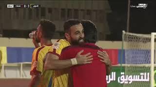 ملخص أهداف مباراة الحزم 4-0 ضمك | الجولة 5 | دوري الأمير محمد بن سلمان للمحترفين 2019-2020