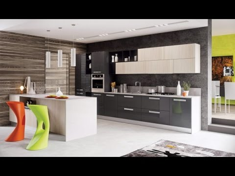 Best modern kitchen design ideas ikea kitchens 2016 - Latest kitchen cabinet design 2017 ...