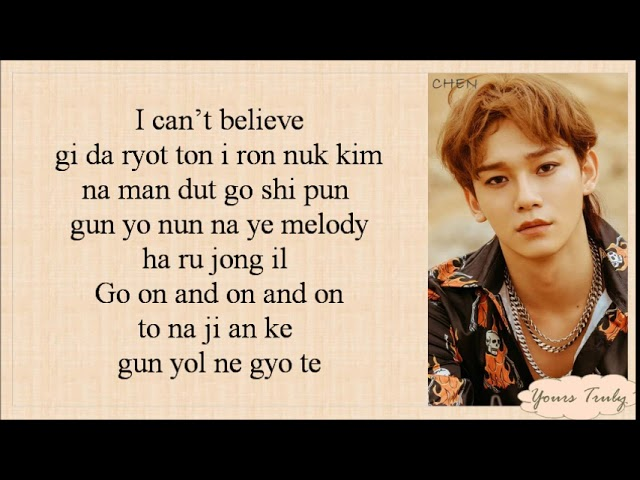 EXO - Tempo (Easy Lyrics)